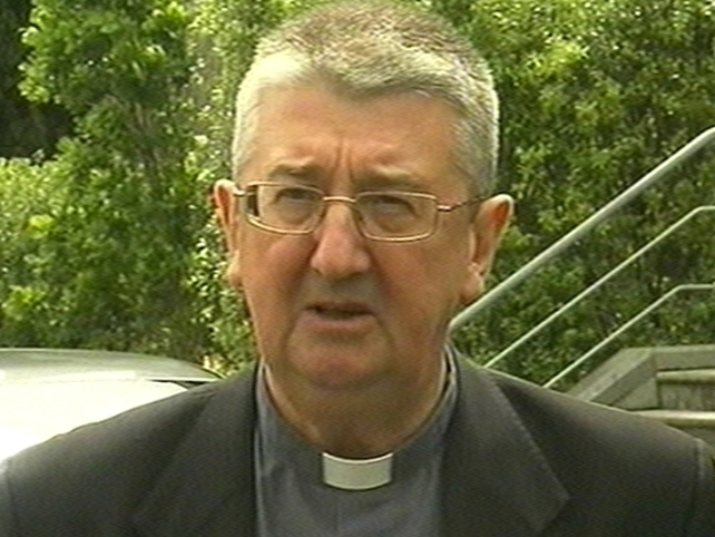 Diarmuid Martin - Reports on meeting with Pope