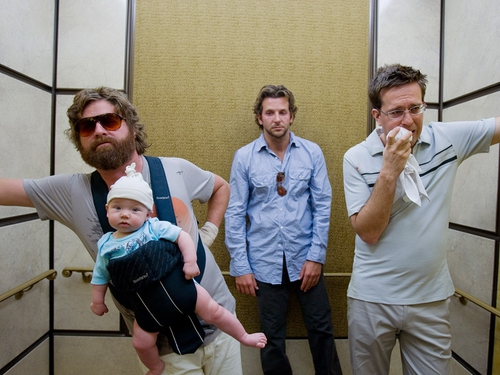 The Hangover - Sequel will be out in 2011