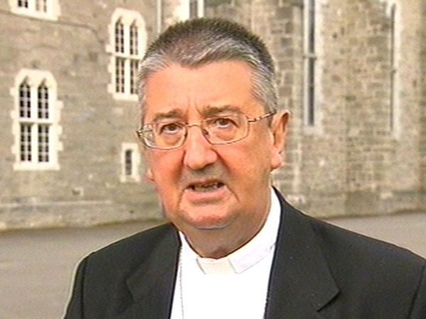 Diarmuid Martin - Not happy with response of bishops named in the report