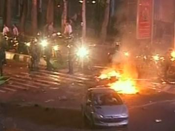 Tehran - Protests over election result