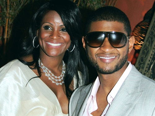 Usher marriage over in less than two years