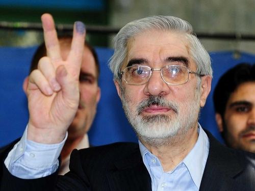 Mir-Hossein Mousavi - Urging day of mourning