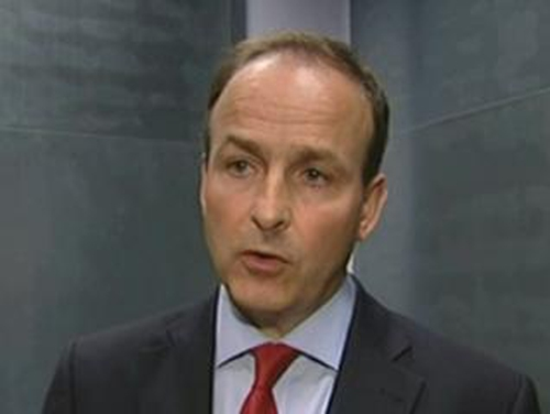 Micheál Martin - 'Govt wants to provide comprehensive information'