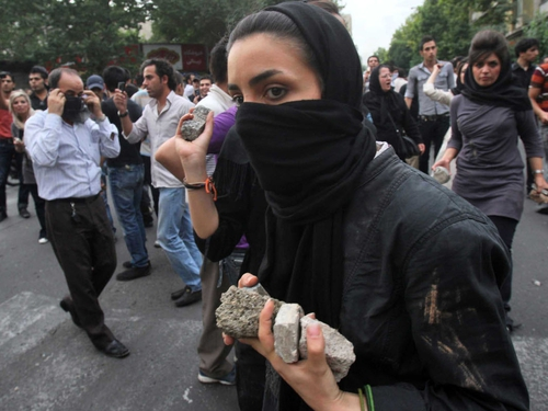 Tehran - Wave of public anger