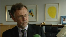 RTÉ.ie Extra Video: Danish Permanent Representative to the EU Poul Christoffersen tells Sean Whelan about the steps Denmark went through with its legally binding guarantees after its rejection of the Maastricht Treaty