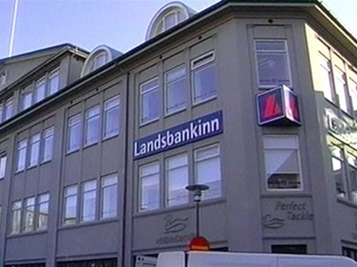 Iceland - Bank failed in 2009