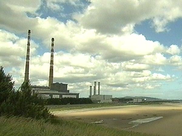 Poolbeg - Proposed incinerator