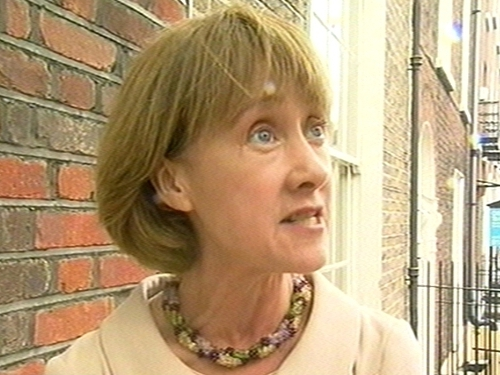 Patricia McKenna - Calling for women to vote No