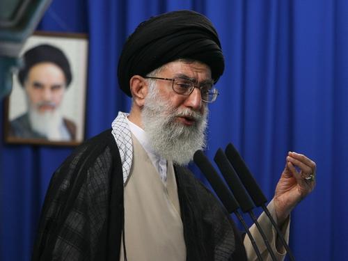 Ali Khamenei - 'The Iranian nation needs calm'