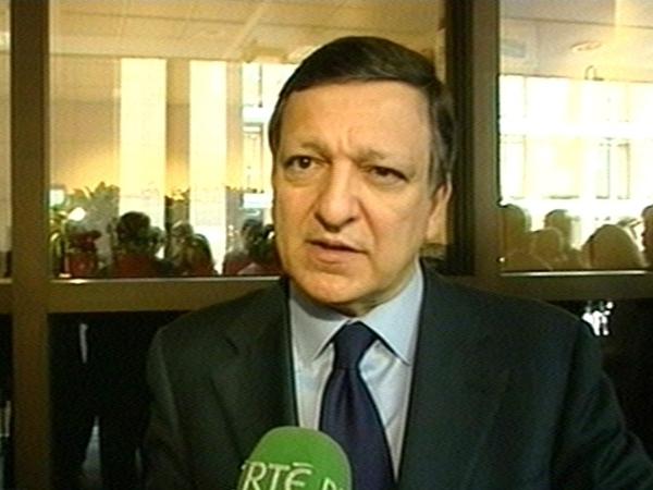 Jose Manuel Barroso - Backing German bad