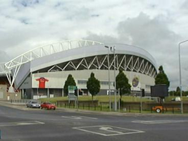 Thomond Park - Match scheduled for 2 April