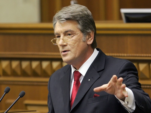 Viktor Yushchenko - To stand for second term