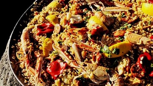 Clodagh McKenna's Seafood Paella