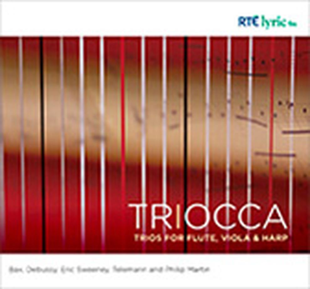 Triocca: Trios for Flute, Viola and Harp