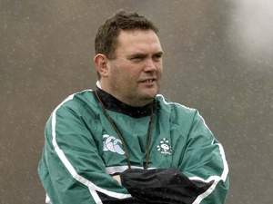 Geoff Moylan coached Shannon to three of their nine All-Ireland League wins