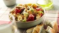 Mediterranean Mix Salad - A light and tasty, sun caressed salad from Aldi's Garth McColgan!