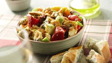 Mediterranean Mix Salad