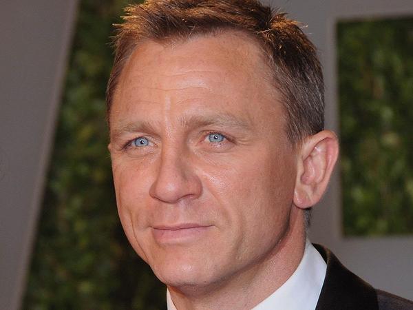 Craig - To play crusading journalist Mikael Blomkvist?
