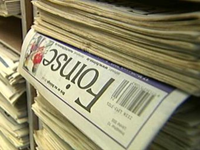 Foinse - Newspaper to close