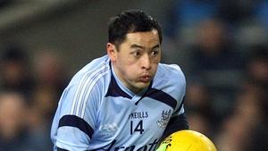 Jason Sherlock to work with Dublin's forwards