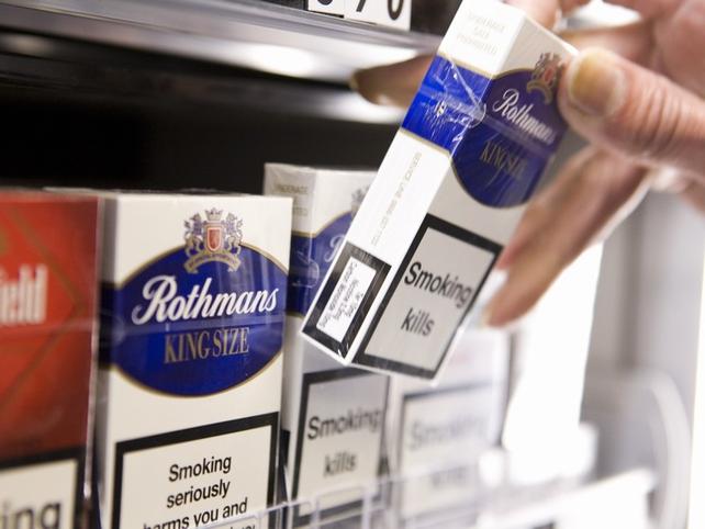 Tobacco - Legislation aims to protect children