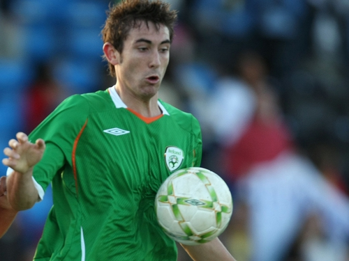 Ian Daly has secured a dream move to Aris Salonica