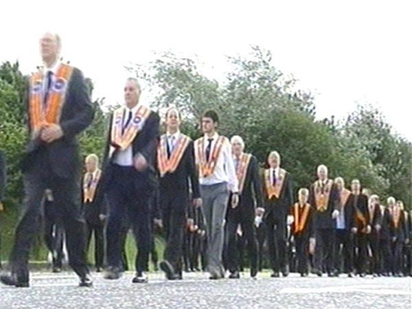 Drumcree - Parade without incident