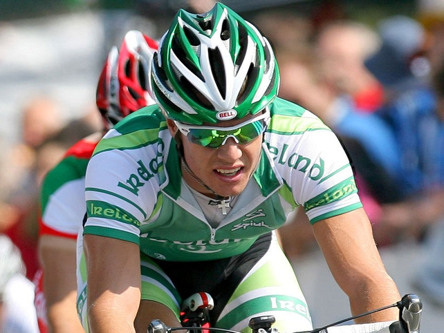 Nicolas Roche is in fifth spot in the Tour of Catalunya going into the final day