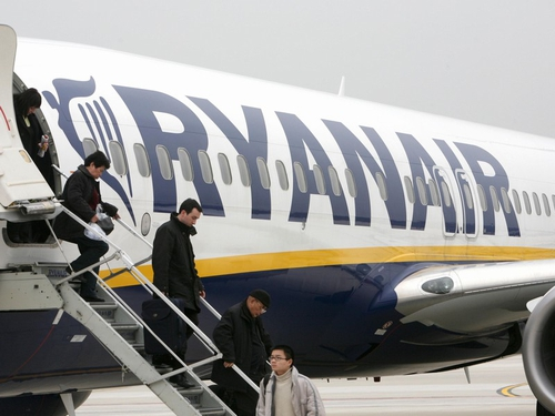 Ryanair - 'Denigrated' by Easyjet ad