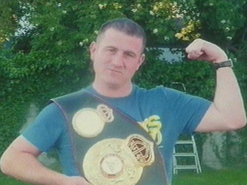 Wayne Doherty - Shot outside parents' home