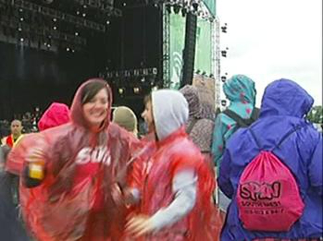Oxegen - Music festival attracts huge crowds