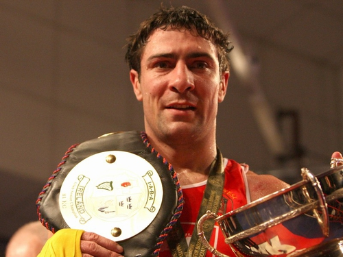 Kenny Egan will fight for Miami in the WSB