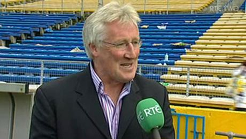 GAA pundit Pat Spillane chaired commission tasked with examining ways to tackle effects of downturn in rural areas