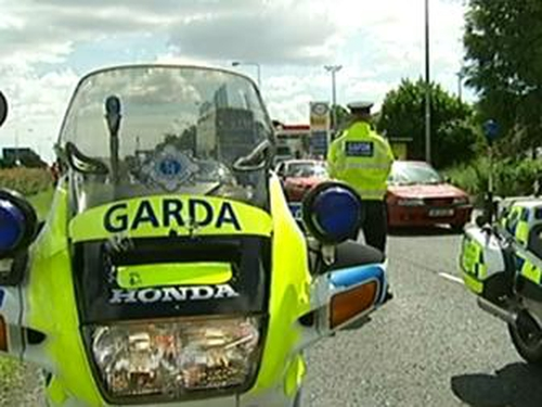 Garda - Support for cutting drink driving limits