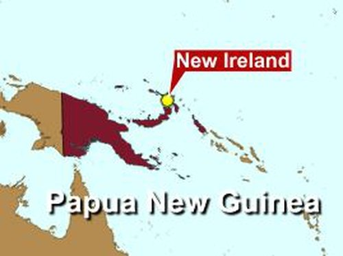 Papua New Guinea - No major damage