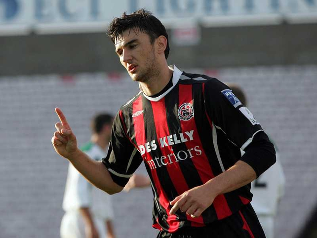 Anto Murphy's first half goal was enough for Bohs
