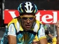 Contador lines up Armstrong battle
