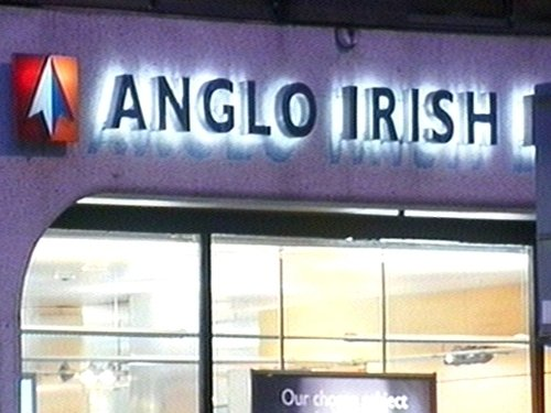 Anglo Irish Bank - Electronic files examined