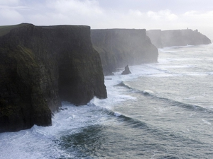 The updated exhibition features interactive exhibits on the geology of the Cliffs of Moher