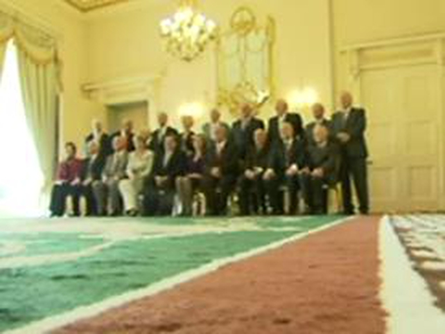 Council of State - Called to meeting by President