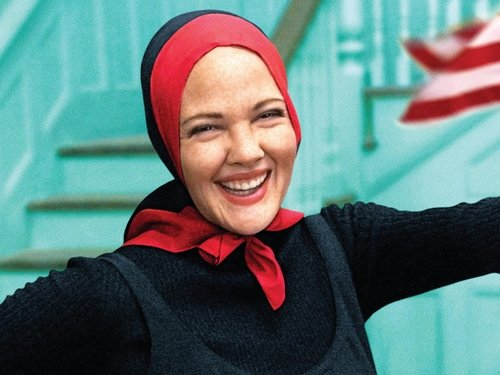 Grey Gardens - Drew Barrymore as Little Edie