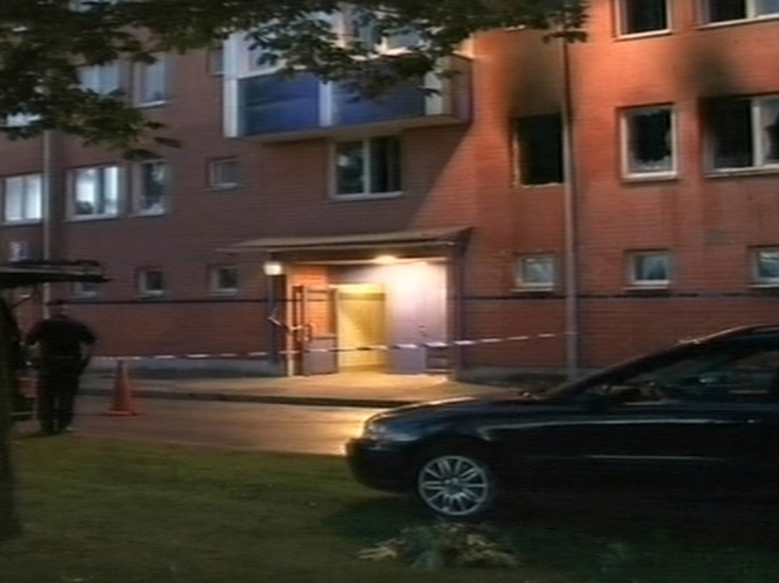Six die in Sweden apartment fire