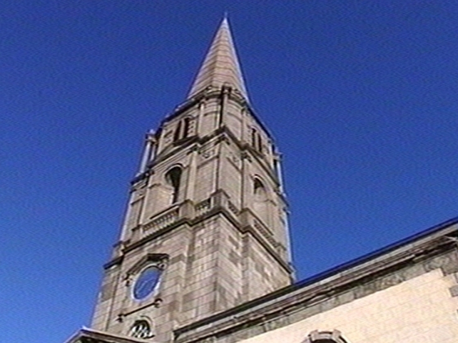 Waterford Cathedral - Damaged in break-in