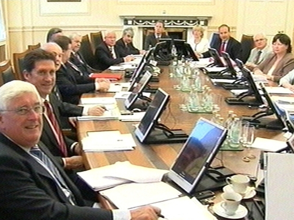 Cabinet - NAMA legislation approved