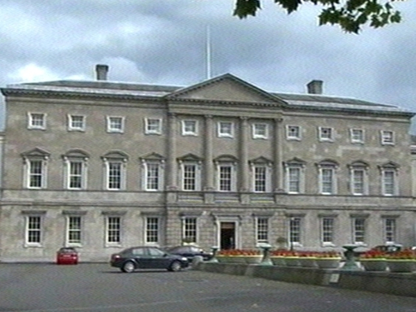 Leinster House - Talks concluded tonight