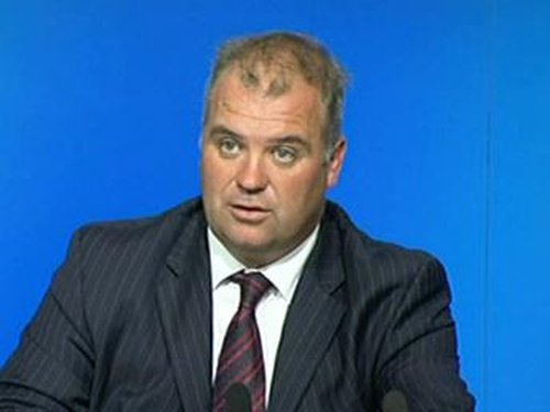 Tony Holohan - Addressed Oireachtas Cttee