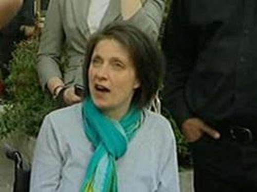Debbie Purdy - MS Sufferer won case -