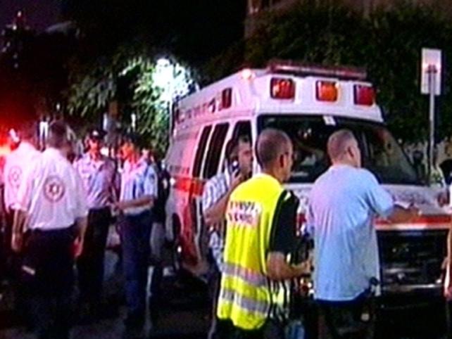 Tel Aviv - Two killed in club shooting