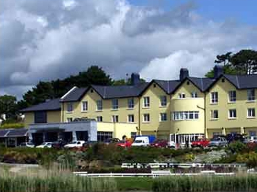 Arklow Bay Hotel - Early-morning raid