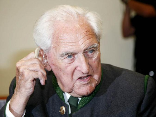 Josef Scheungraber  - Sentenced to life in prison